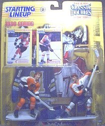 Limited Edition 1998 Classic Flyers Shultz/Clark